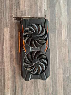 Gigabyte 1050ti 4gb (Windforce edition) negotiable