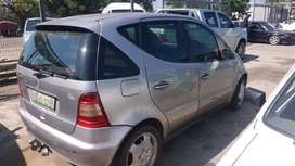 2000 Mercedes A180 Now Stripping For Spares