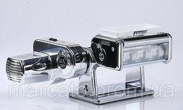 Пельмени пельменница тестораскатка Marcato Atlas Roller Ravioli Motor