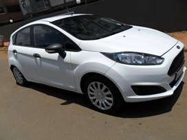 2016 Ford Fiesta 1.4 Ecoboost with 96000km
