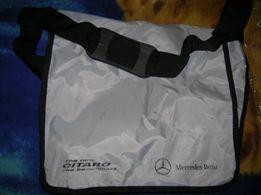 nowa torba na laptopa mercedes benz