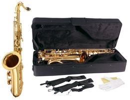 Saksofon tenorowy Bb, B Fis Solist M-tunes - KOMPLETNY ZESTAW!