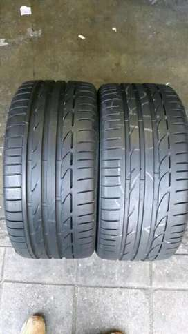 Set of Fer BMW runflats tyres for sell