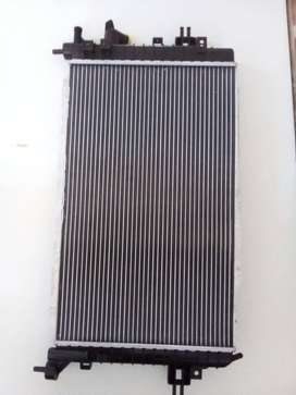 Opel astra h radiator & spare parts