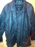 """куртка кожаная """"SHAO CHENG""""."""