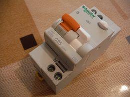 Дифференциальный автомат Schneider Electric АД63 С25 30А