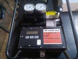 SPX Powerteam Flow meter
