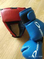 Рукавиці Demix 6+шлем