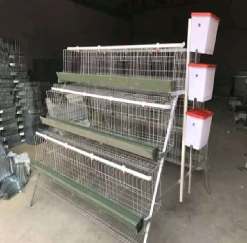 Animals and poultry cages 0