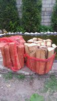 продам дрова в сетках