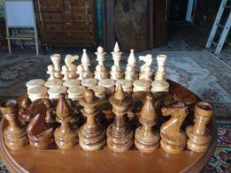 Набор сувенирный, шахматы, шашки.