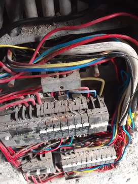 Electrical installations.we do domestic electrification and appliances