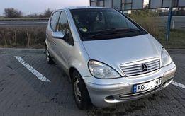 Продам Mercedes avangarde a170 дизель