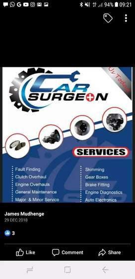 The car surgeon