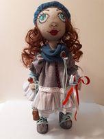 """Кукла ручной работы """"Кира"""""""