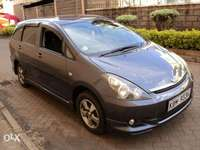 toyota wish 7seater clean on quick sale 0