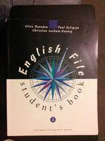 Книга English File 2 Student's Book