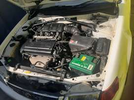 Toyota Corolla 20v 6speed rsi for sale