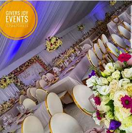 PARTY, EVENTS,WEDDING DECOR AND CATERING