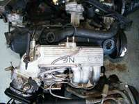 Image of Low mileage kombi engine for sale