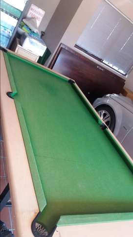 Pooltable and snooker repairs