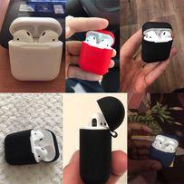 Силиконовый чехол для наушников Apple EarPods wireless