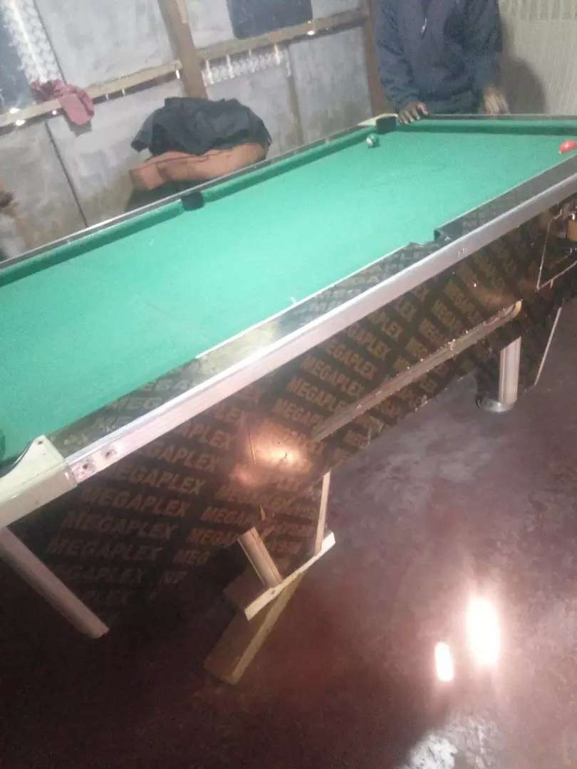 Pooltable 0
