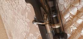 375H&H Winchester rifle, Stainless steel  and polymer +_ 9year