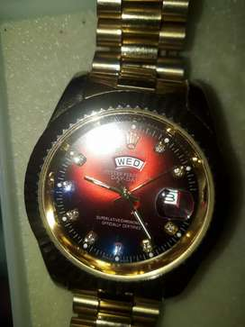 Rolex gold fo sell