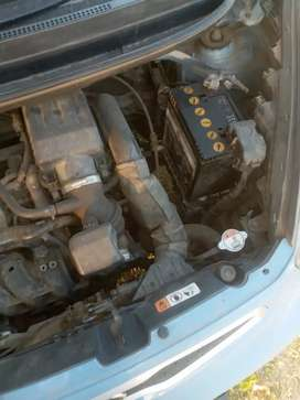 Kia picanto in good condition and driving paper is available