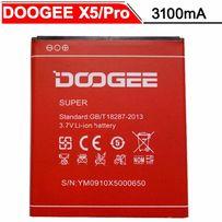 Аккумулятор на Doogee X5 X5 pro X5 Max X6 X7 X9 X20 X30 батарея 3100