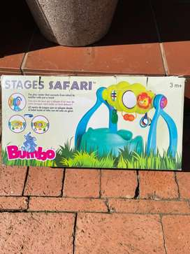 Baby's stage toy
