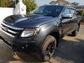 Ford Ranger 3.2 XLT DOUBLE CAB AUTO