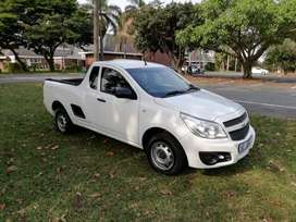 2016 CHEVROLET UTILITY BAKKIE. 1.4 With aircon, power steer, remote ce