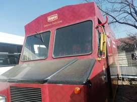 Used TATA Portable Kitchen Truck for sale