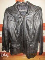 Куртка женская кожаная демисезонная Yesilmod