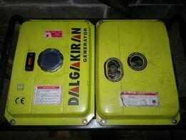 Дизельная мини электростанция DALGAKIRAN DJ 8000 DG-ME