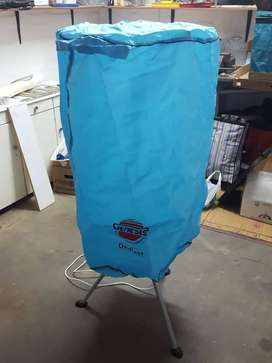 Genesis Dry Fast Clothes Dryer, as new