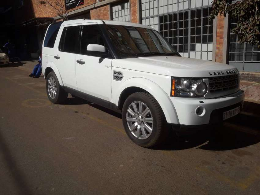 Landrover Discovery 4 SDV6 HSE 2012 0