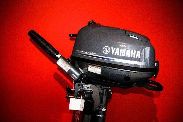 Silnik zaburtowy Yamaha F5 AMHS salon Bydgoszcz Bydgoszcz - image 2