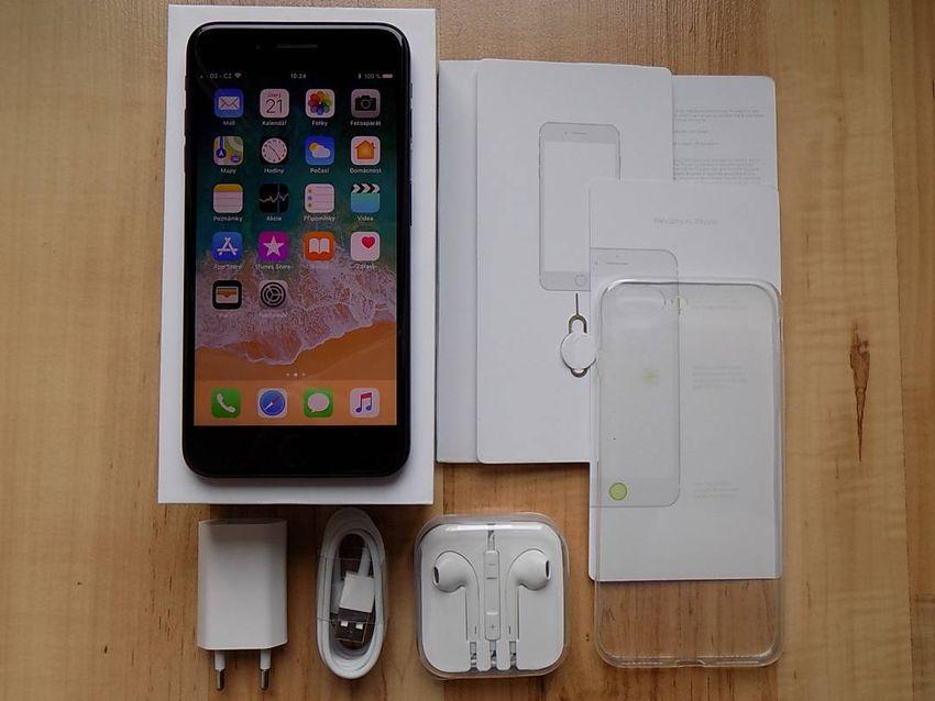 Apple iPhone 7 PLUS 128GB Matte Black 0