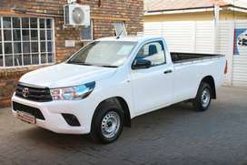 TOYOTA HILUX 2.0VVTI - VERY CLEAN LONG WHEEL BASE