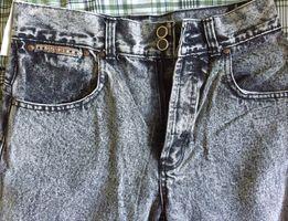 Новые винтажные джинсы Levis Silver Tab 1980х годов 30/32
