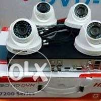 HIKVISION Full HD (2MP) 8 CCTV and installations 0