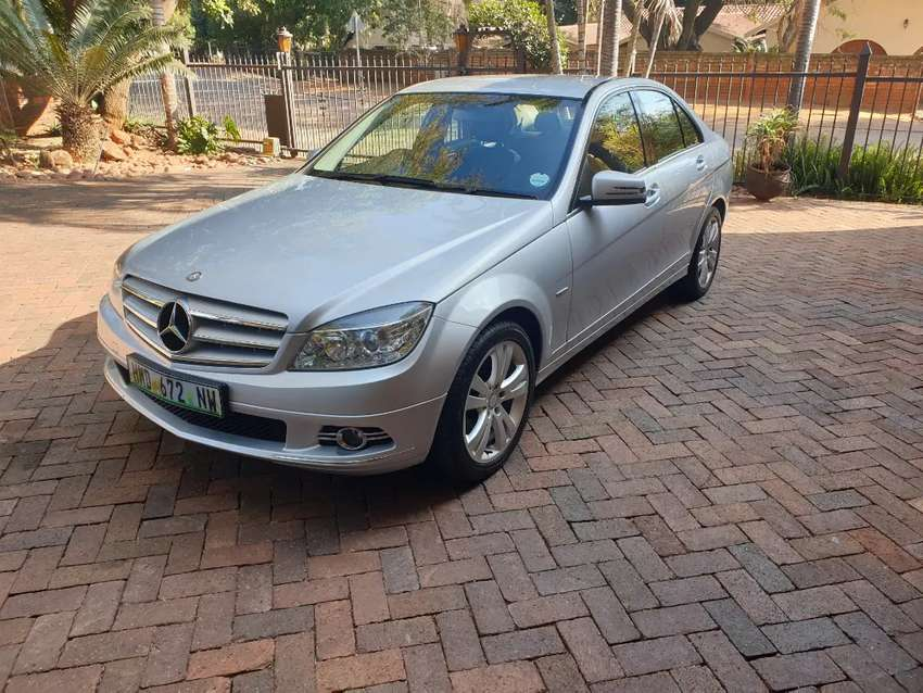 Mercedes Benz C200 BE CGI Avantgarde 0