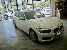 BMW 120i 5-Door Automatic