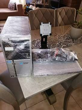 I3 Complete Desktop PC. R2500