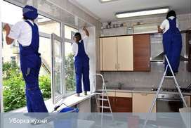 Pre/Post Occupational Cleaning