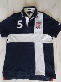 Tommy Hilfiger r.M england polo custom fit