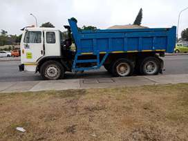 Double diff Tipper For Hire